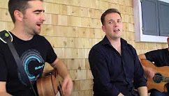 Video – Reprise de la chanson basque Hegoak en acoustique