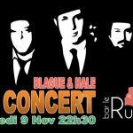 En concert au Rustique le 9 novembre
